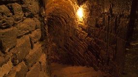Подземелья Yedikule Стоковое Изображение
