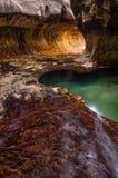 Подземка Сион Стоковая Фотография RF