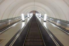 подземка станции moscow Стоковое фото RF