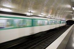 подземка Стоковая Фотография
