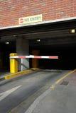 Подземная автостоянка Стоковое Изображение RF