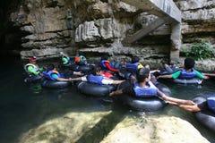 Подземное река Стоковое Изображение RF