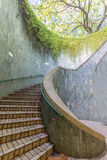 Подземное скрещивание на парке форта консервируя, Сингапуре стоковое изображение