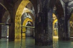 подземно Стоковые Фотографии RF