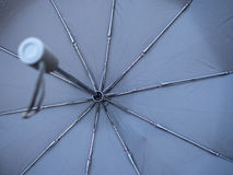 Под зонтиком Стоковая Фотография RF