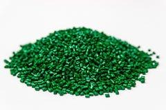 Полимерная краска пластичные лепешки Пигмент в зернах Стоковые Фотографии RF
