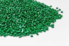 Полимерная краска Colorant для пластмасс Пигмент в зернах Стоковые Изображения