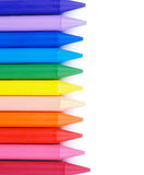 Полимерные Crayons Стоковое Фото