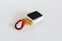 Полимер лития батареи Стоковые Изображения RF