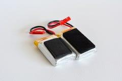 Полимер лития батареи Стоковые Фото