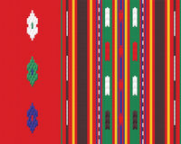 Подлинный болгарский орнамент 13 Стоковые Изображения RF
