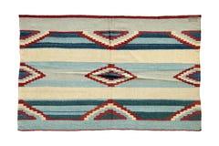 Подлинный handmade турецкий ковер Стоковые Изображения RF
