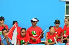 Политическая кампания Кабо-Верде Стоковое Фото