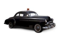 Полицейская машина. Стоковое Изображение RF