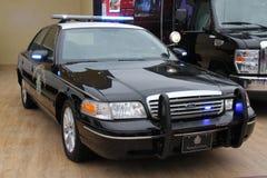 Полицейская машина Стоковое Фото