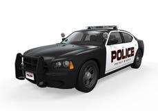 Полицейская машина  Стоковые Изображения