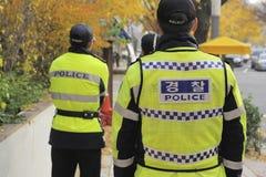 3 полицейския Стоковая Фотография RF