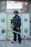 Полиция Нью-Йорка стоковая фотография