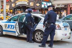 Полиция НЬЮ-ЙОРК Стоковые Изображения