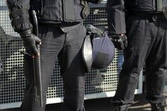 Полиция по охране общественного порядка Стоковые Изображения RF