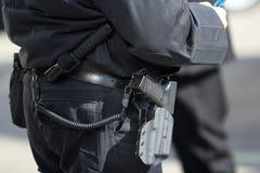 Полиция по охране общественного порядка Стоковые Изображения