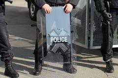 Полиция по охране общественного порядка Стоковое Фото