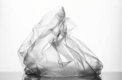 Полиэтиленовый пакет стоковое изображение