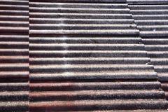 Пол и текстура крыши стоковое фото rf