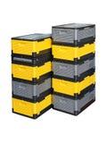 Поли термо- коробки стоковые фотографии rf