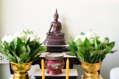 Полка Будды Стоковая Фотография