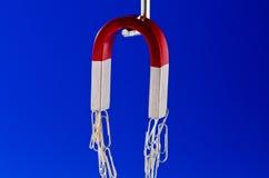 Подковообразный магнит Стоковые Фотографии RF
