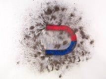 Подковы магнитные Стоковые Изображения