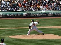 по мере того как помещения в носовой части ben бейсбола покрывают шаги стоковое изображение rf