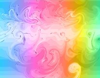 по мере того как предпосылка может мраморизовать используемую текстуру Текстура предпосылки вектора абстрактная красочная иллюстрация вектора