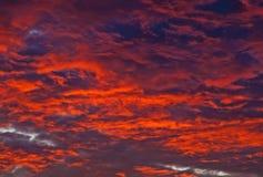 по мере того как предпосылка может изобразить используемую текстуру неба Стоковые Фото
