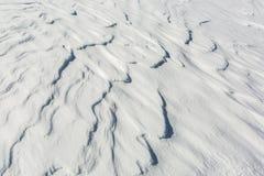 по мере того как предпосылка может используемая поверхность снежка количества конструкторов комов значительная покрытая Стоковые Фото