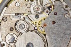 по мере того как предпосылка может поднимающее вверх clockwork близкое использовать Стоковое Фото