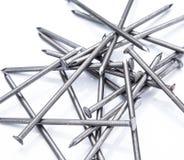 по мере того как предпосылка может metal польза ногтей Стоковое фото RF