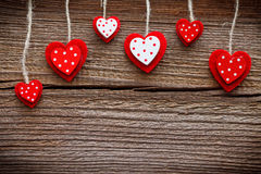 по мере того как предпосылка может valentines используемые открыткой Стоковое Изображение