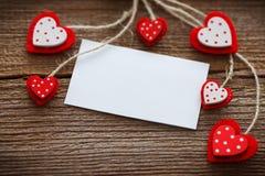 по мере того как предпосылка может valentines используемые открыткой Стоковое Изображение RF