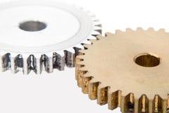 по мере того как принципиальная схема зацепляет промышленное Стоковое фото RF
