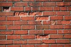 по мере того как стена кирпичей предпосылки Стоковая Фотография RF