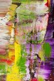 по мере того как холстина предпосылки покрасила Стоковое Изображение