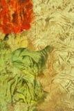 по мере того как холстина предпосылки покрасила Стоковое Изображение RF