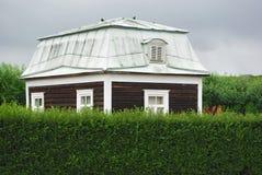 по мере того как bushes закрепили подачу hedgerow Стоковые Фотографии RF