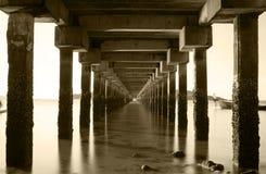Под мостом Rawai стоковое изображение