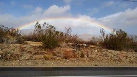 полная радуга Стоковые Фото