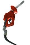 поднимать газовых цен Стоковая Фотография