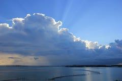 Поднимать на Багамские острова Стоковое Изображение