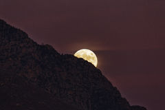 Поднимать луны Стоковые Фото
